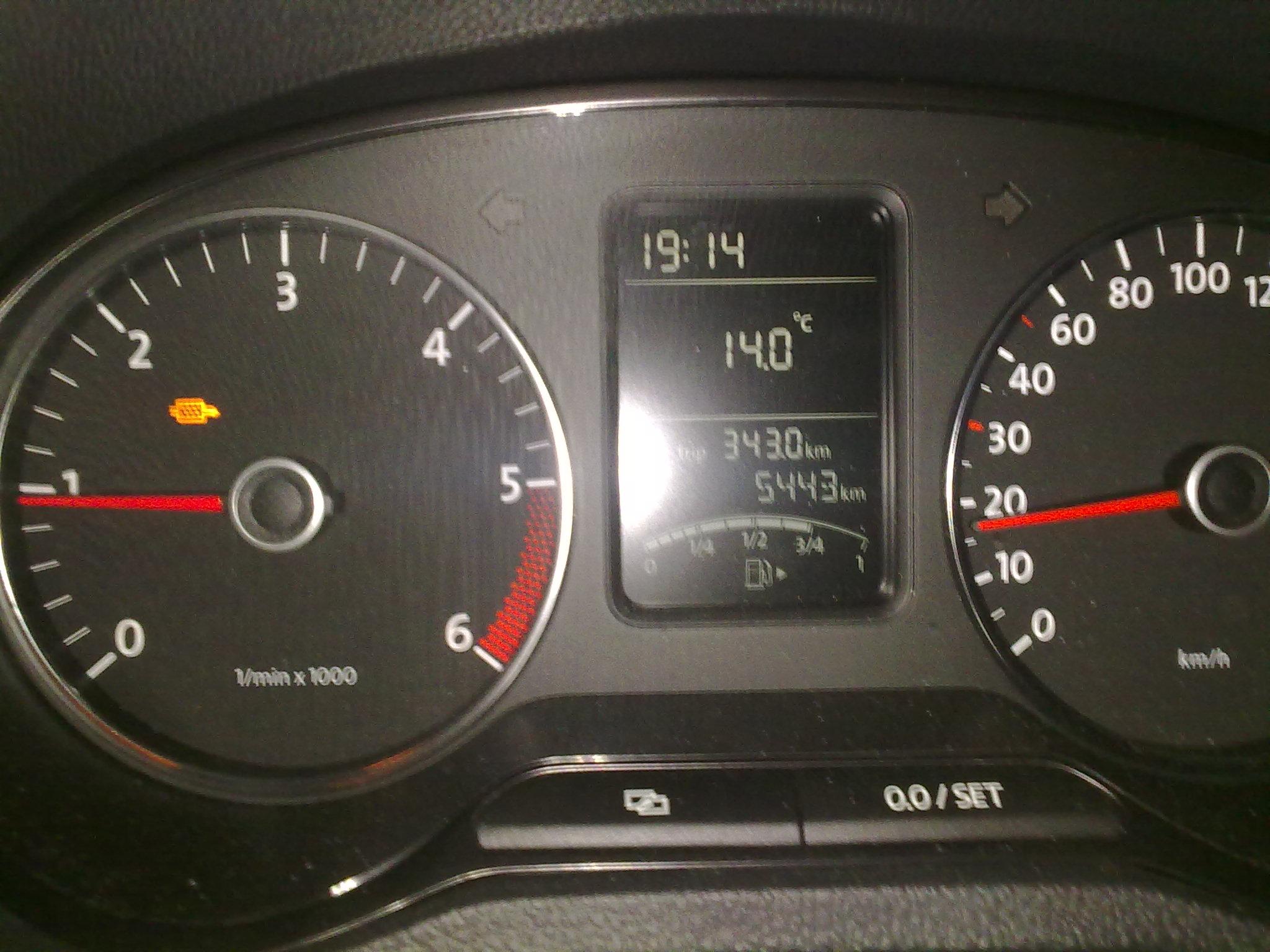 strani giri motore e dondolio - Pagina 4 - Volkswagen POLO ...